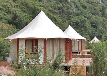 吉林野奢帐篷酒店-贵州安顺黄果树景