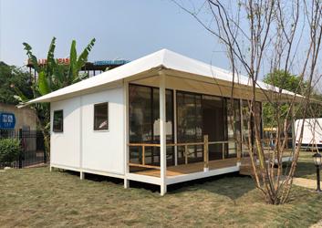 吉林帐篷酒店-重庆加勒比世界营地