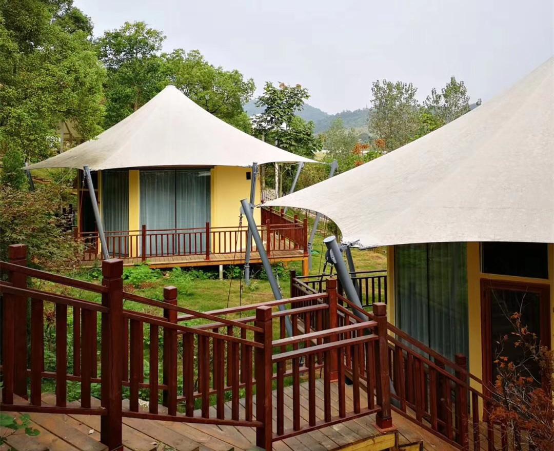 西藏帐篷酒店-帐篷酒店生产厂家
