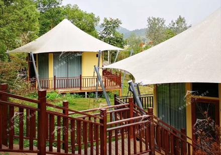 贵州帐篷酒店-简约风情