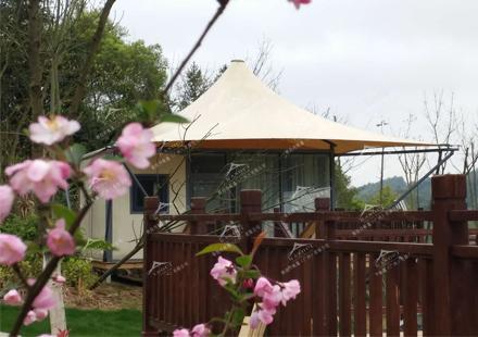 河南帐篷酒店