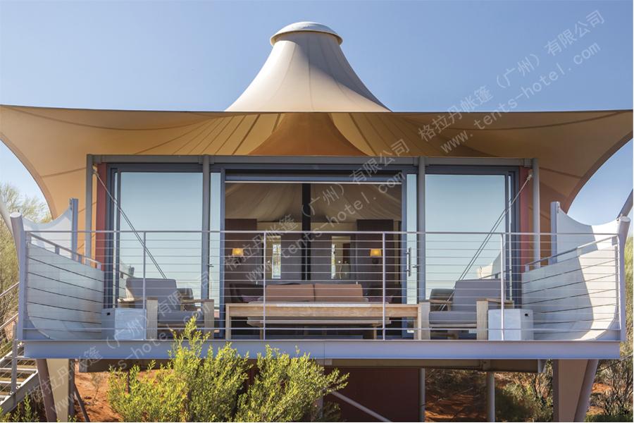 澳洲帐篷酒店设计