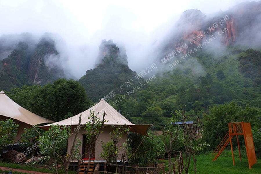 云南帐篷酒店