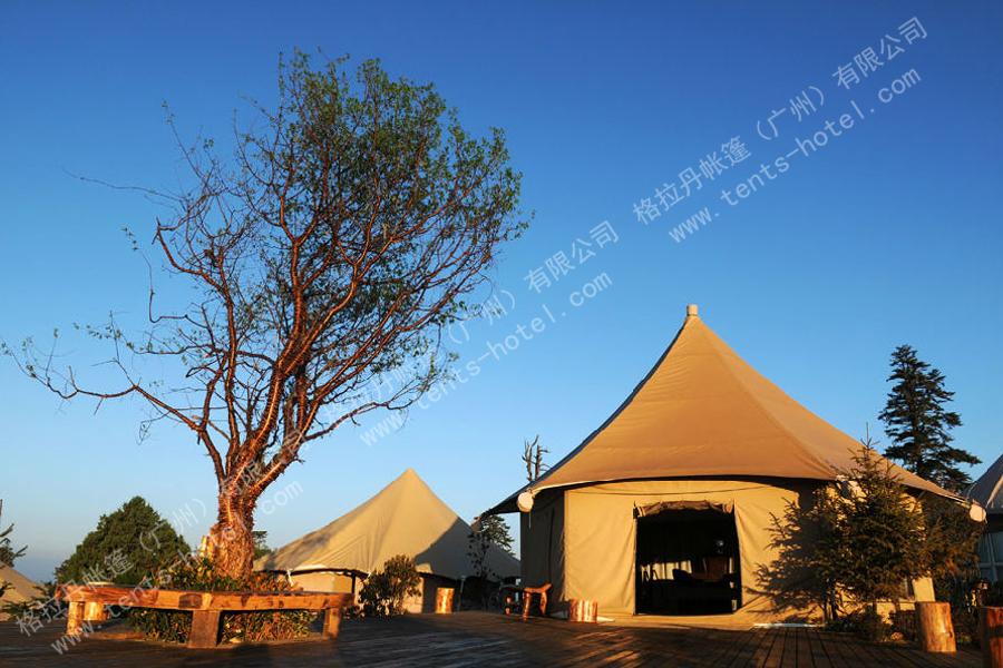 格拉丹营地帐篷酒店