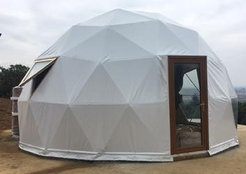 星空酒店帐篷-广西桂平住宿营地