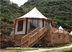 帐篷酒店-30平方米八边形结构