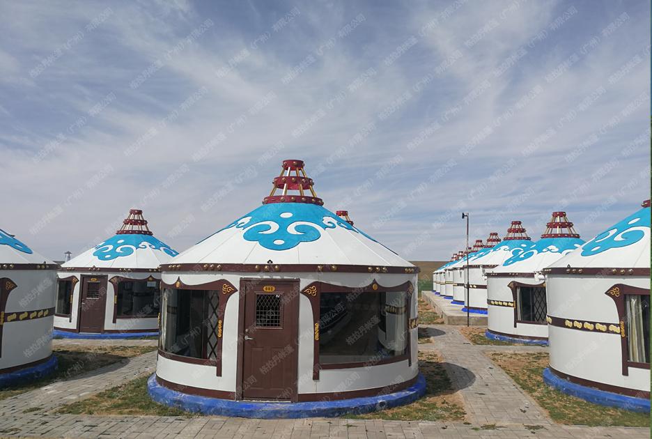 蒙古包酒店帐篷
