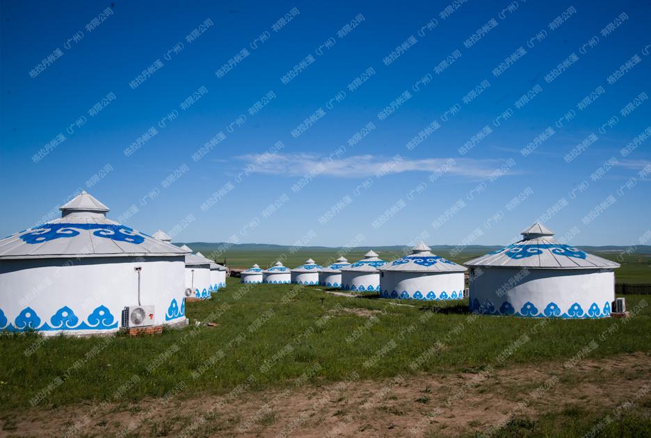 酒店帐篷设计
