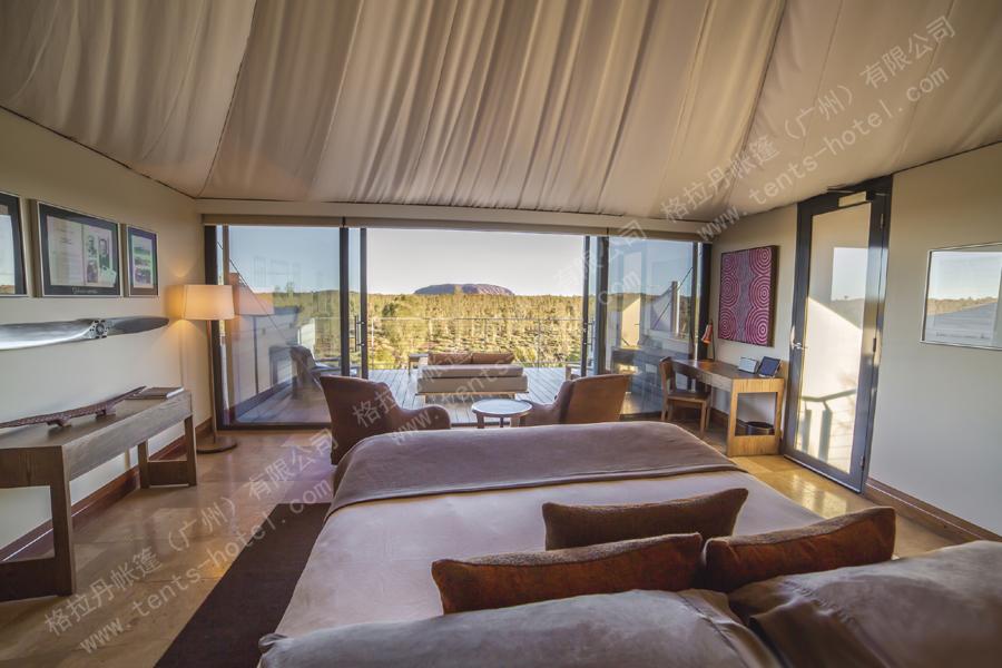 澳洲帐篷酒店