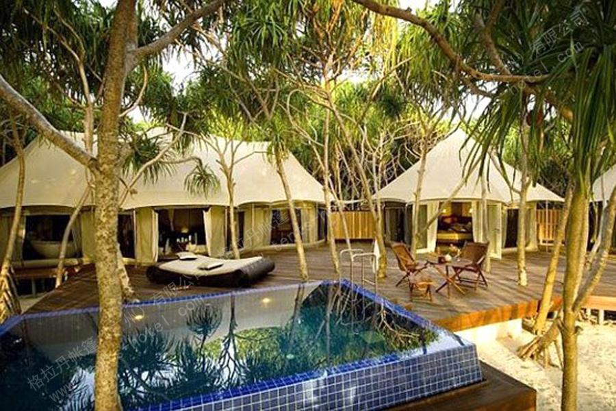 海南帐篷酒店