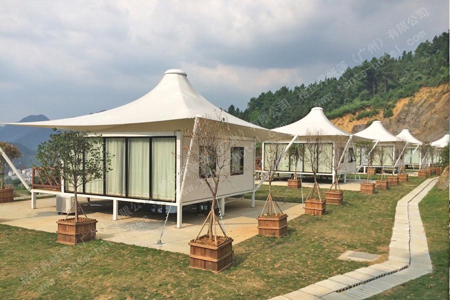 四川帐篷酒店