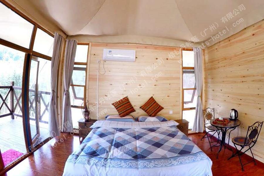 贵州帐篷酒店