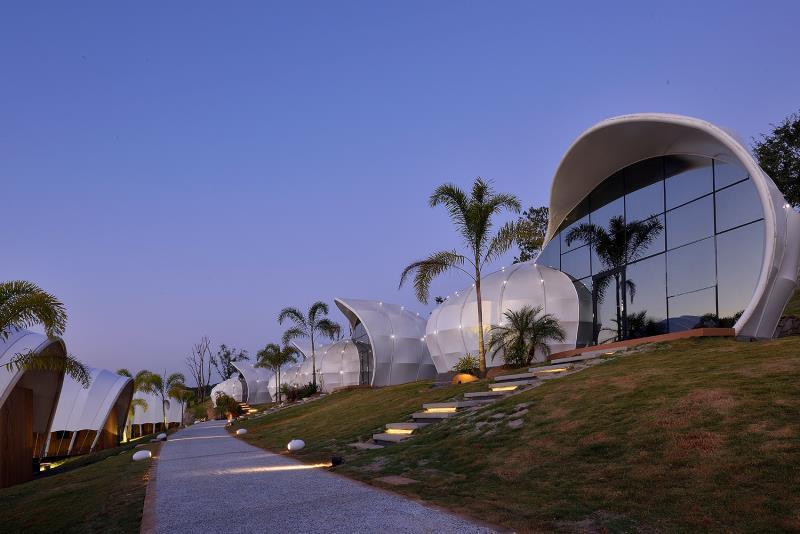 海螺帐篷酒店