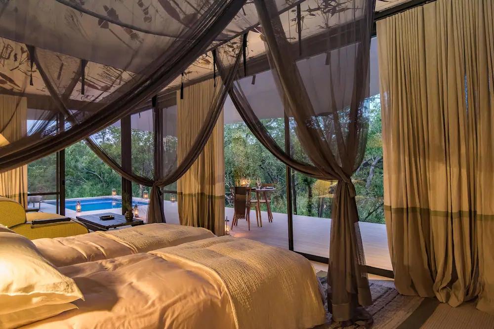度假帐篷酒店