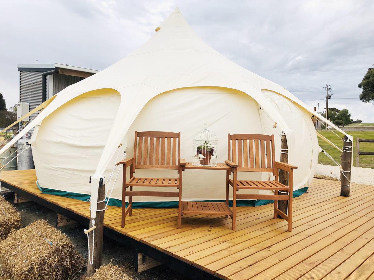 南瓜帐篷-帐篷酒店制造